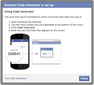 Proteceger votre compte  Facebook.10