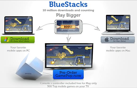 bluestacks-pour windows-et-mac