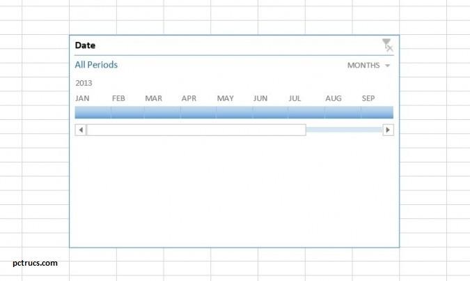 comment cr u00e9er un axe de temps d u0026 39 un tableau crois u00e9 dynamique dans excel 2013