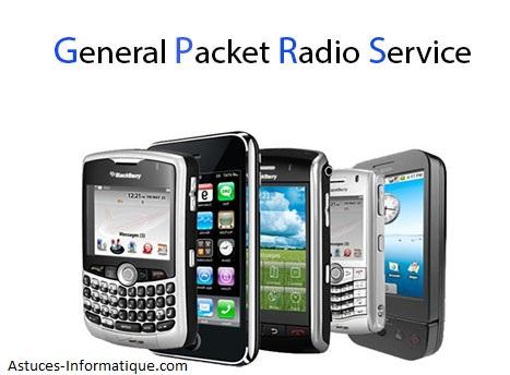 Activer le GPRS