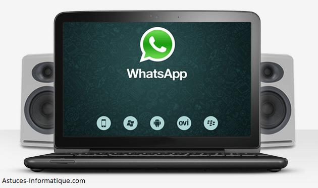 Télécharger WhatsApp pour PC et Laptop