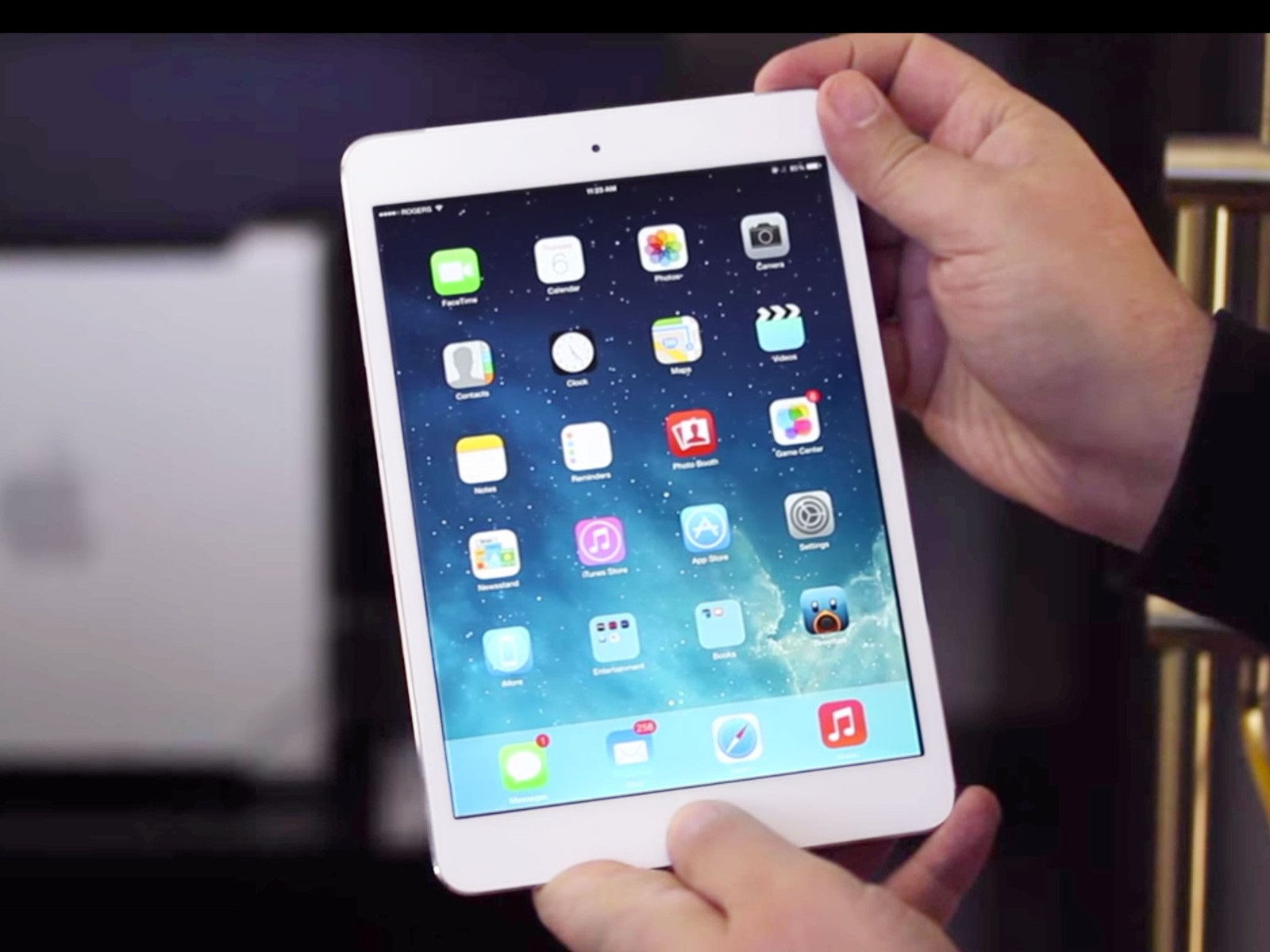 Imprime ecran dans Ipad et Iphone