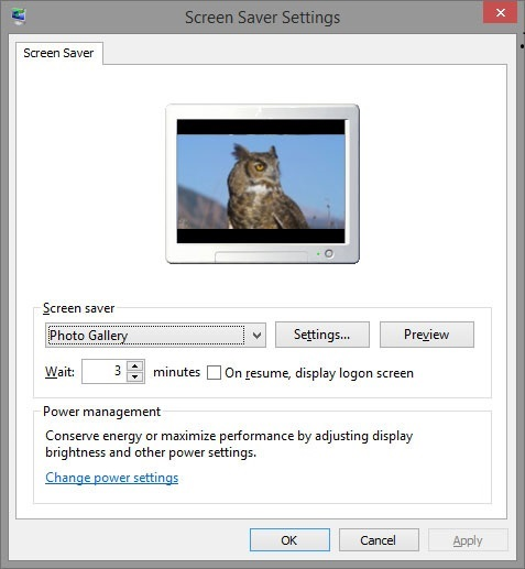 Changer ecran de veille Windows 7,8,10 et xp