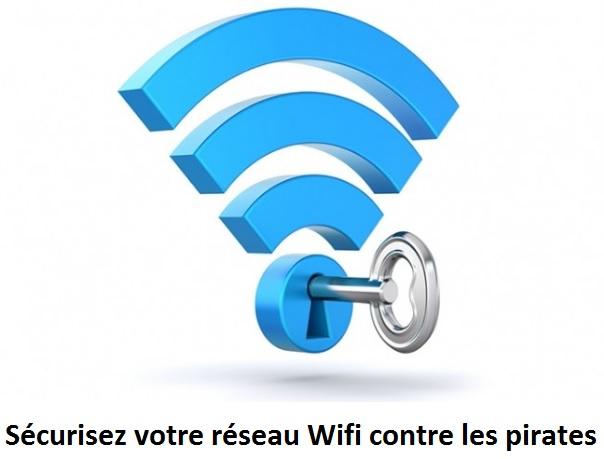 sécuriser wifi contre les pirates
