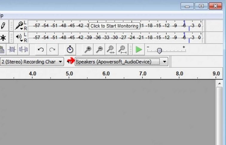 Audacity3 - Enregistrer son en ligne