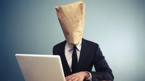anonyme sur internet
