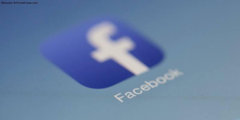 Protéger vos données sur Facebook