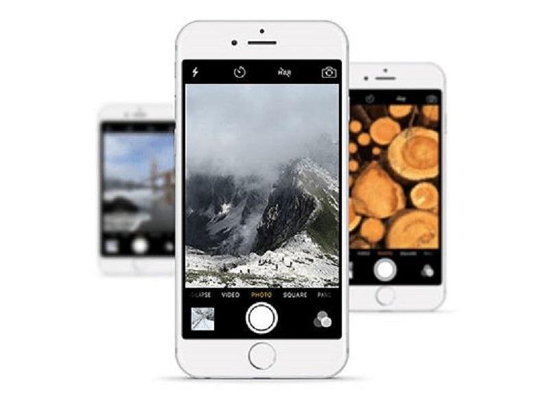 Photographie iPhone