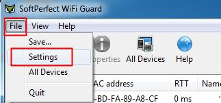WiFi GUard - Comment trouver les PC connectés à votre réseau Wifi