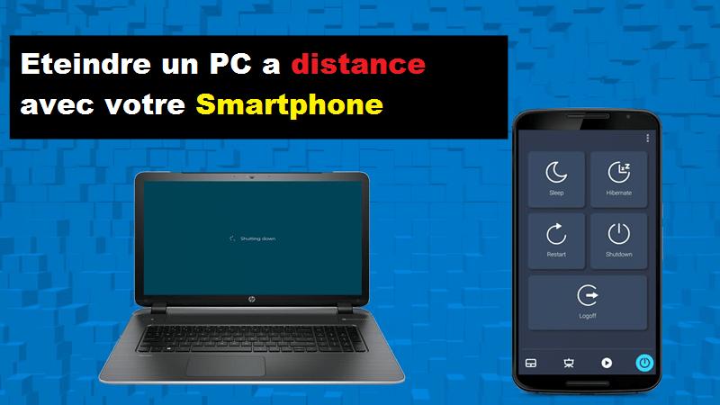 Éteindre un PC a distance
