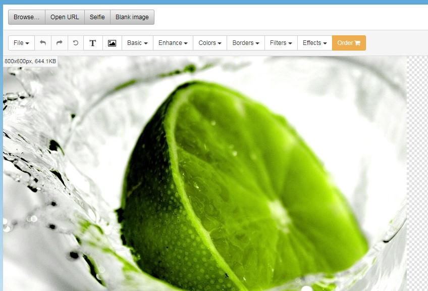 FreeOnlinePhotoEditor - Comment modifier vos photos sur PC sans aucun logiciel