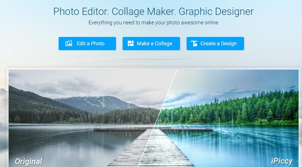iPiccy - Comment modifier vos photos sur PC sans aucun logiciel