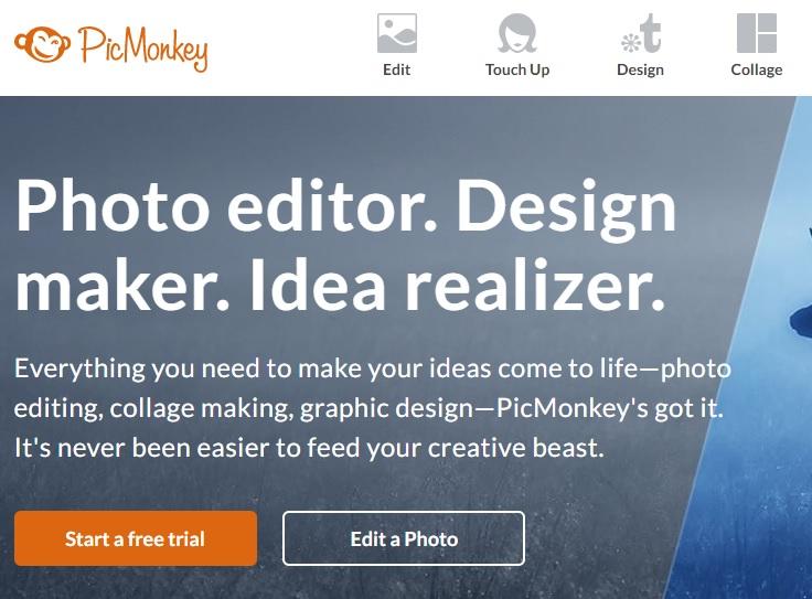 PicMonkey - Comment modifier vos photos sur PC sans aucun logiciel