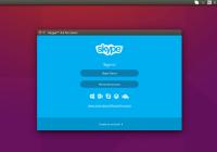 Installer Skype dans Ubuntu
