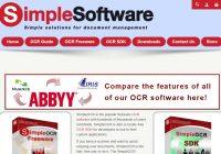 4 meilleurs logiciels OCR gratuits de 2018 pour récupérer du texte à partir d'une image - Simple OCR