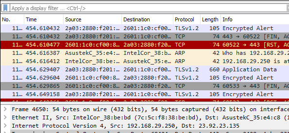 Comment utiliser Wireshark