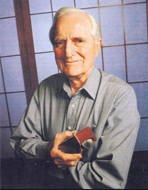Inventeur de la souris - Douglas Engelbart