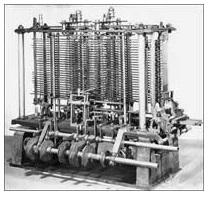 Première machine de calcul