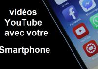 télécharger vidéo YouTube avec votre smartphone