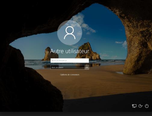 windows 10 - ajouter utilisateur