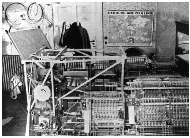 Z1 première machine programmable