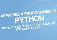 livre sur python