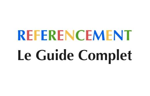 Guide sur le référencement web