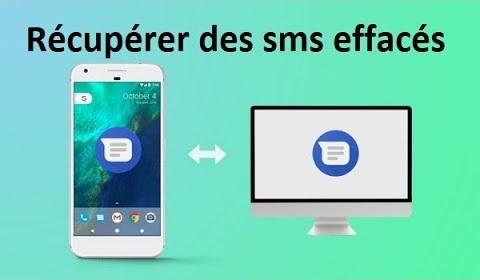 Android récupérer messages