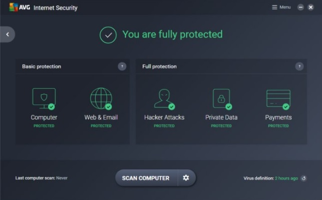 AVG - antivirus gratuit