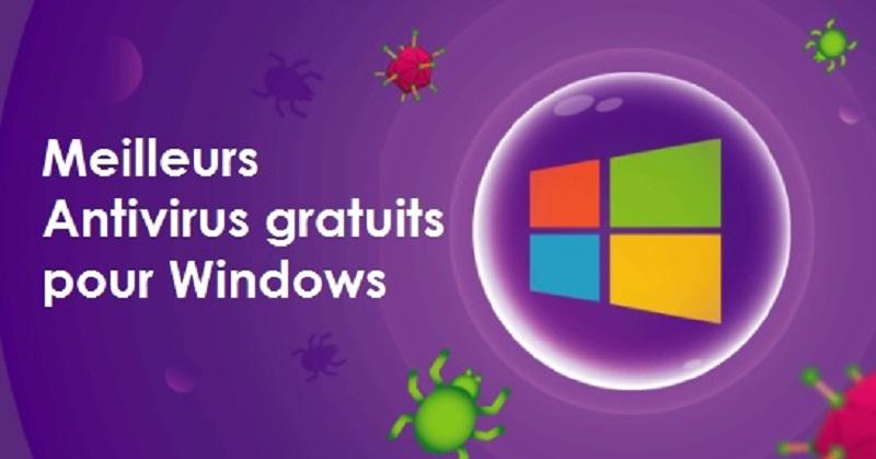 Meilleurs antivirus gratuit