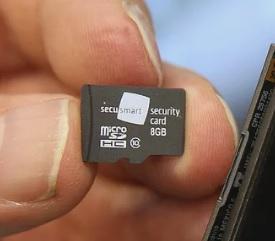 Smartphone - Micro SD