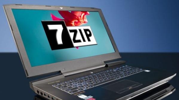 7-zip envoyer fichiers volumineux