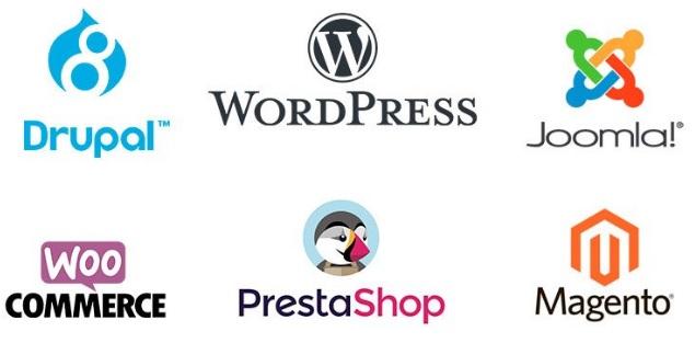 Créer site web - CMS