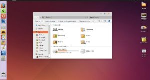 Ubuntu - thème Windows 10