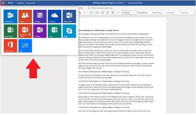 microsoft-word-en-ligne-ouvrir-document