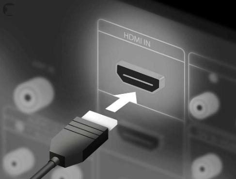 brancher-chromecast-hdmi-tv