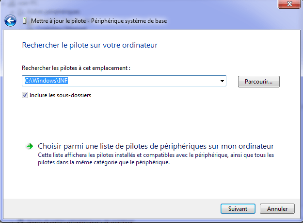 chercher-pilote-windows-inf
