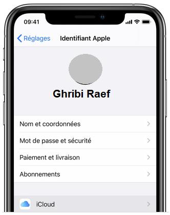 iPhone-identifiant-Apple