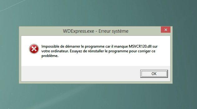 Réparer les fichiers système dans Windows