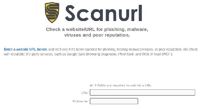 scanurl-anti-malware-en-ligne