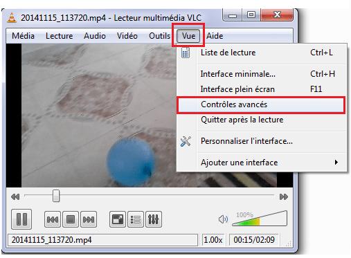 Comment d couper une vid o l 39 aide de vlc media player - Comment couper une video vlc ...